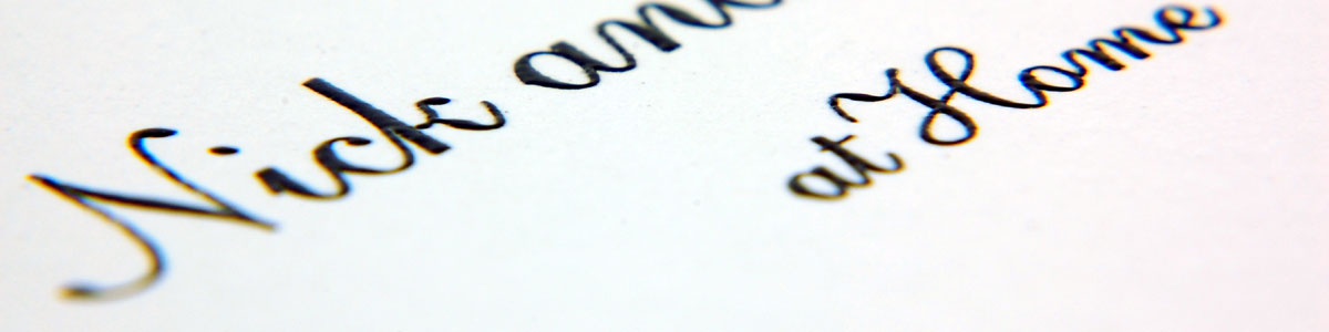 Personalised Stationery - Thermographic