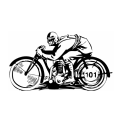 Motocycle Vintage 3