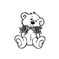 Teddy Bear Bow Tie