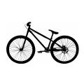 Transport Dirt Jump Bike
