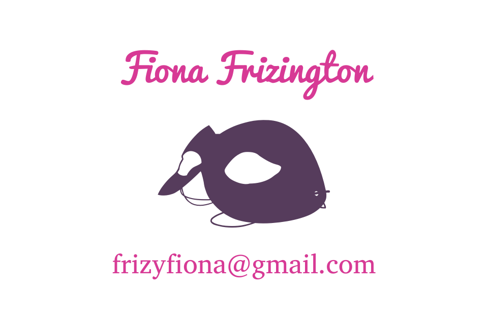 Frizington Labels 59x37mm | Design, proof and buy online | Personalised Stationery