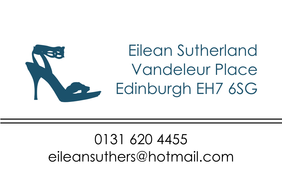 Sutherland Labels 59x37mm | Design, proof and buy online | Personalised Stationery