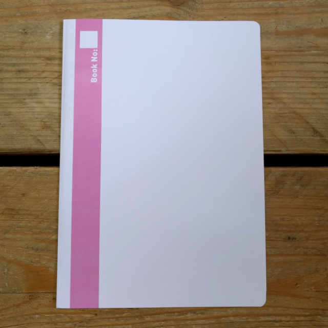 Personalised Stationery : Grid Ruled : CMYK-M