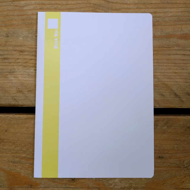Personalised Stationery : Grid Ruled : CMYK-Y