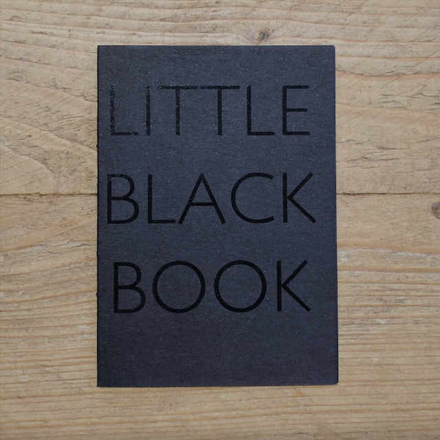 Little Stealth Book Grid Ruled | Design, proof and buy online | Personalised Stationery