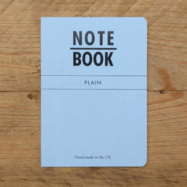 Personalised Stationery : Plain : Blue