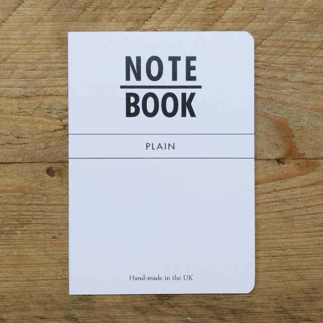 Natural Plain | Design, proof and buy online | Personalised Stationery