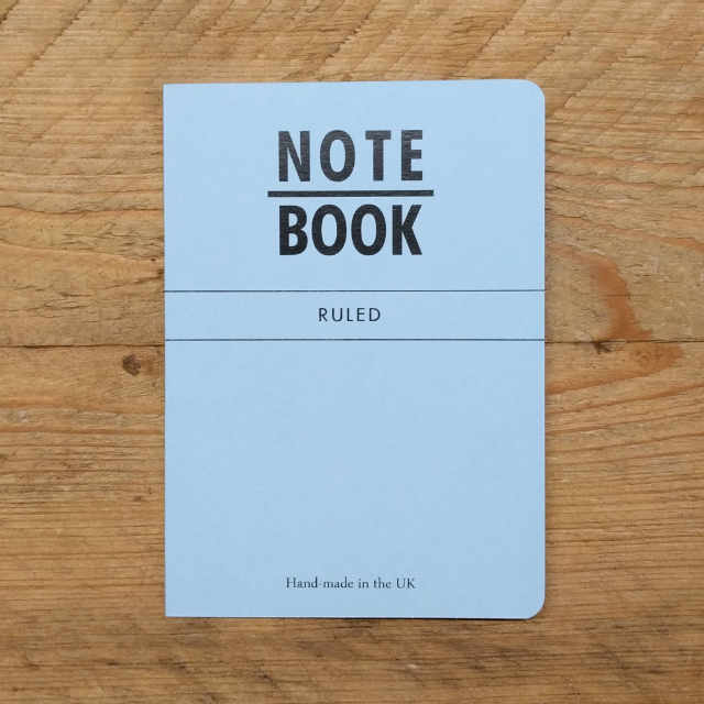 Blue Ruled | Design, proof and buy online | Personalised Stationery