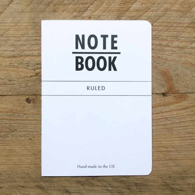 Personalised Stationery : Ruled : Natural