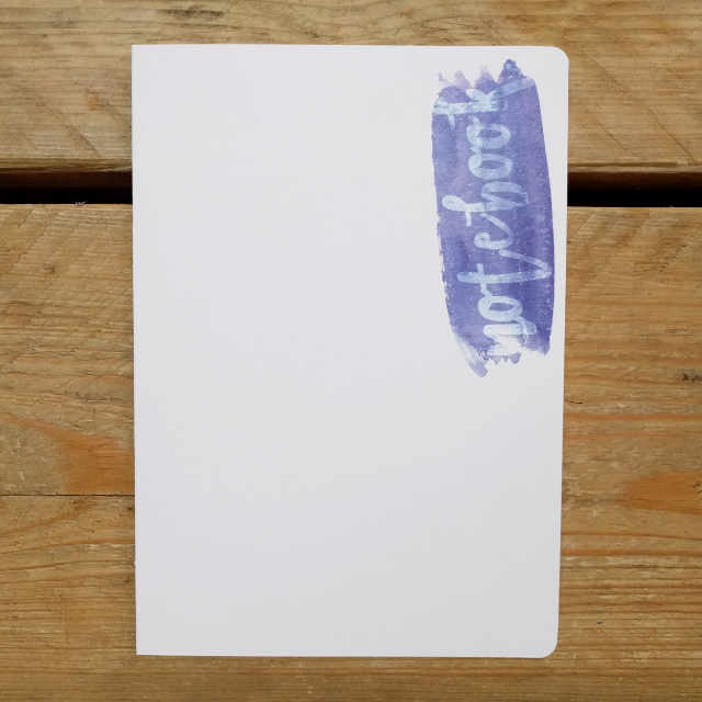 Personalised Stationery : Plain : Swatch