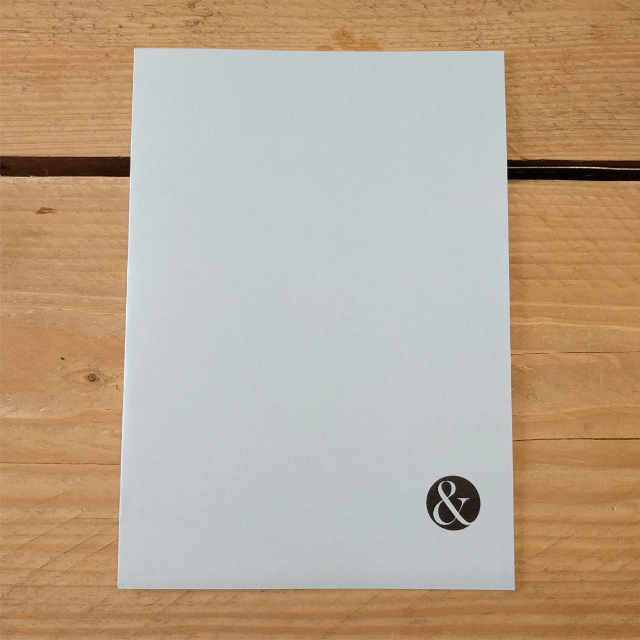 Personalised Stationery : Ruled : Grey