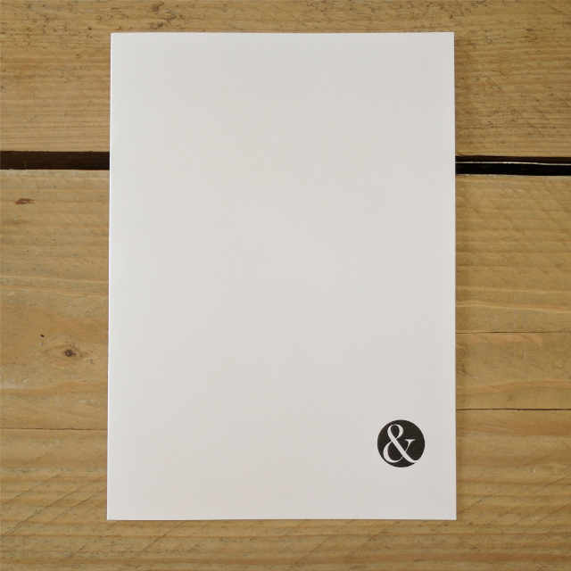 Personalised Stationery : Seyes Ruled : Journal Natural