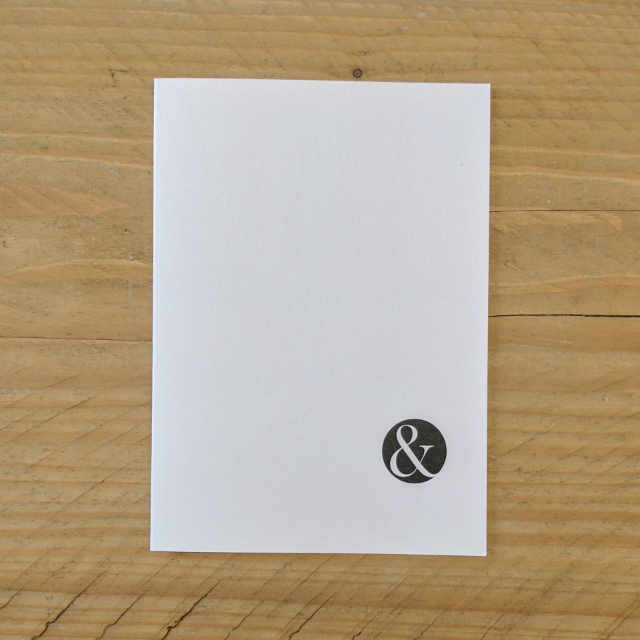 Journal Natural Plain | Design, proof and buy online | Personalised Stationery