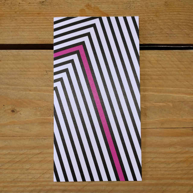 Personalised Stationery : Ruled : Angles