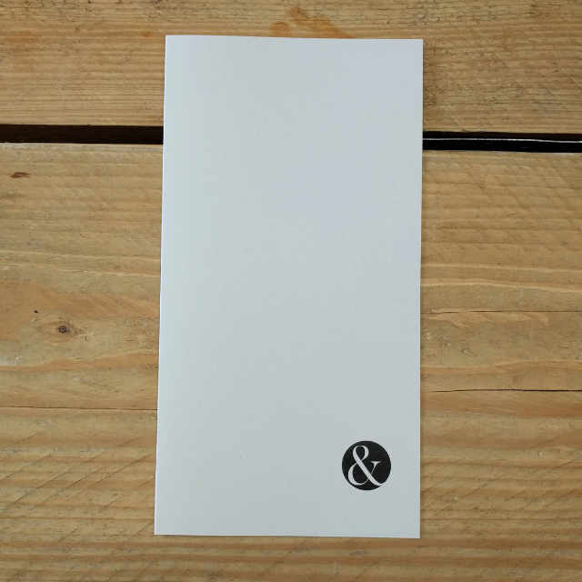 Personalised Stationery : Plain : Grey