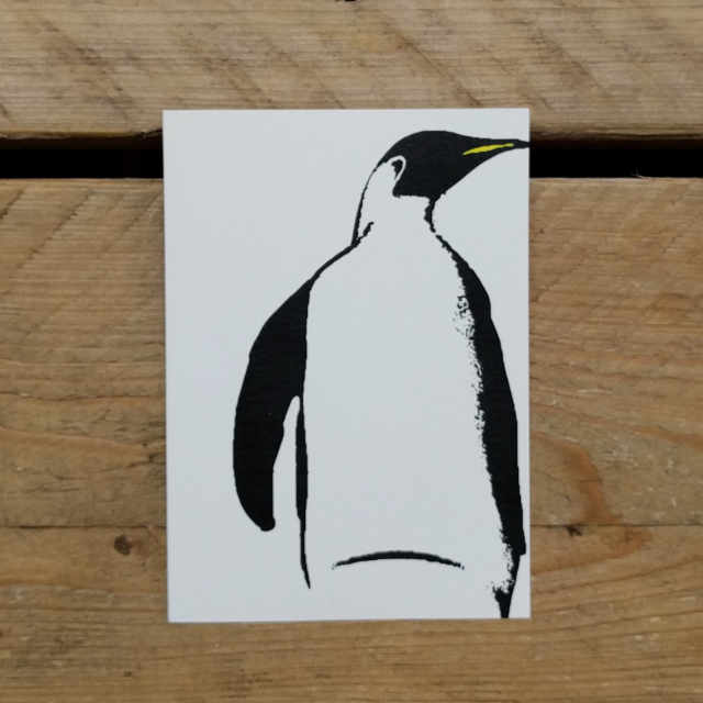 Personalised Stationery : A6 Note Card : Anpere