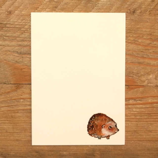 Personalised Stationery : A6 Note Card : Tiggy