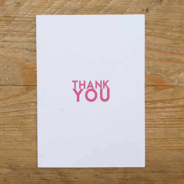 Personalised Stationery : A6 Note Card : Alton