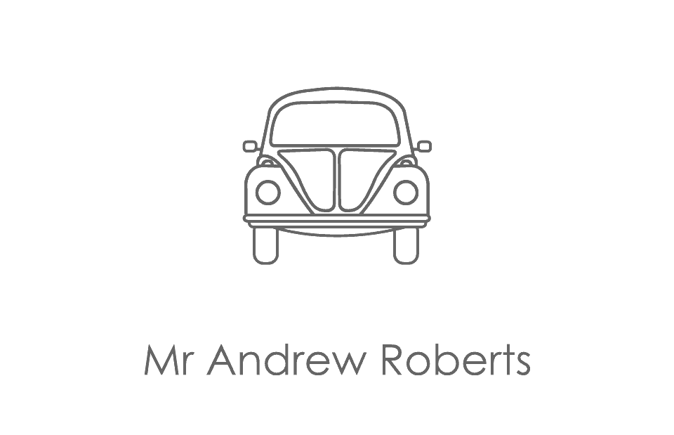 Beetle Kensington | Design, proof and buy online | Personalised Stationery