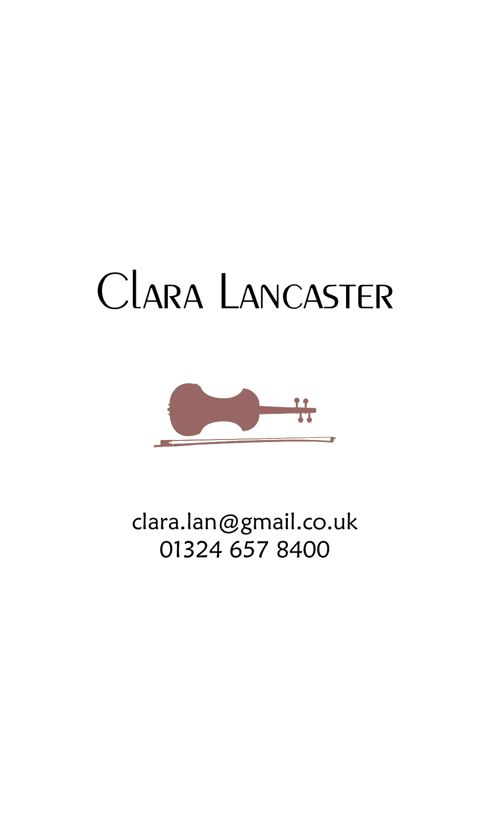 Personalised Stationery : Berkeley : Lancaster