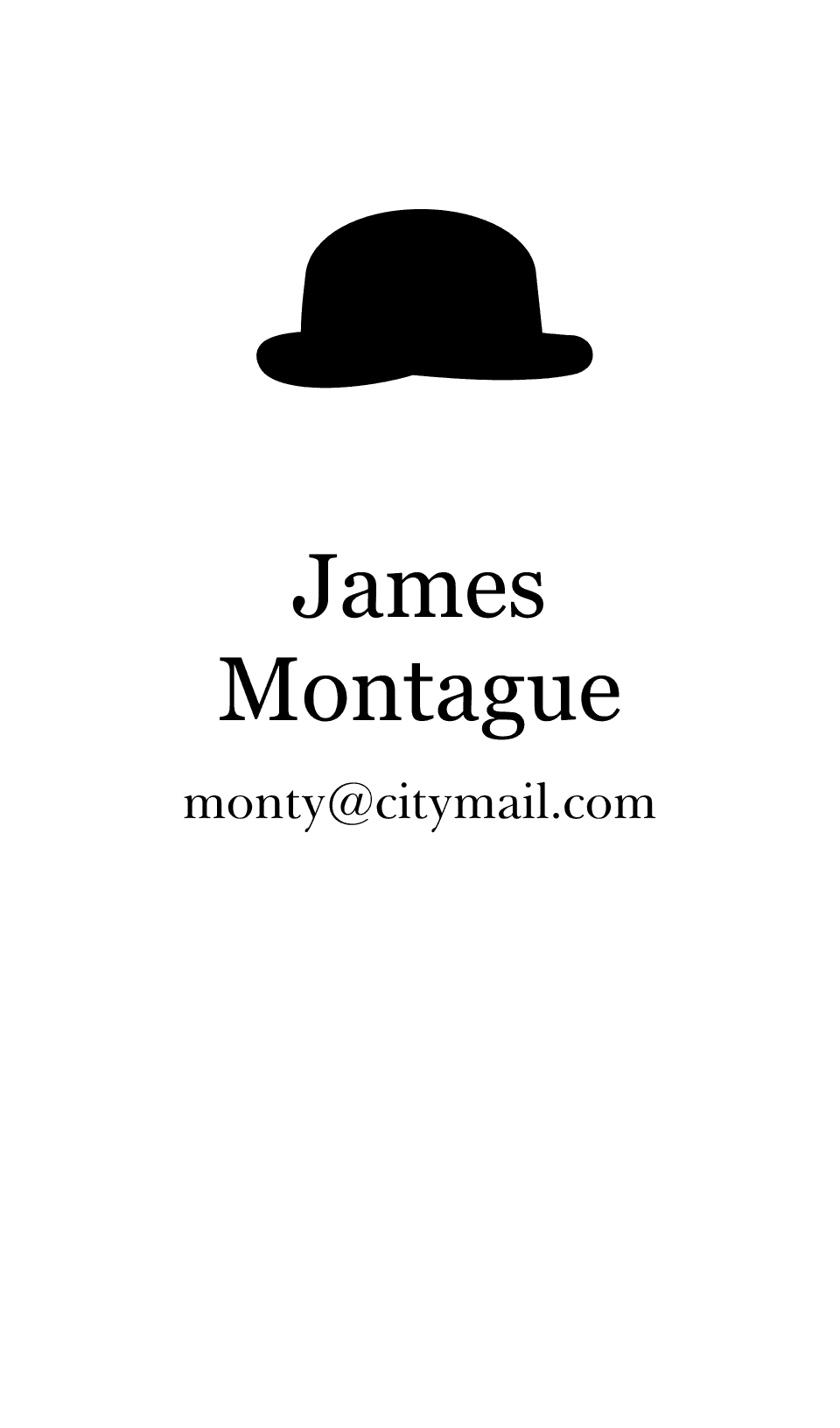 Personalised Stationery : Berkeley : Montague