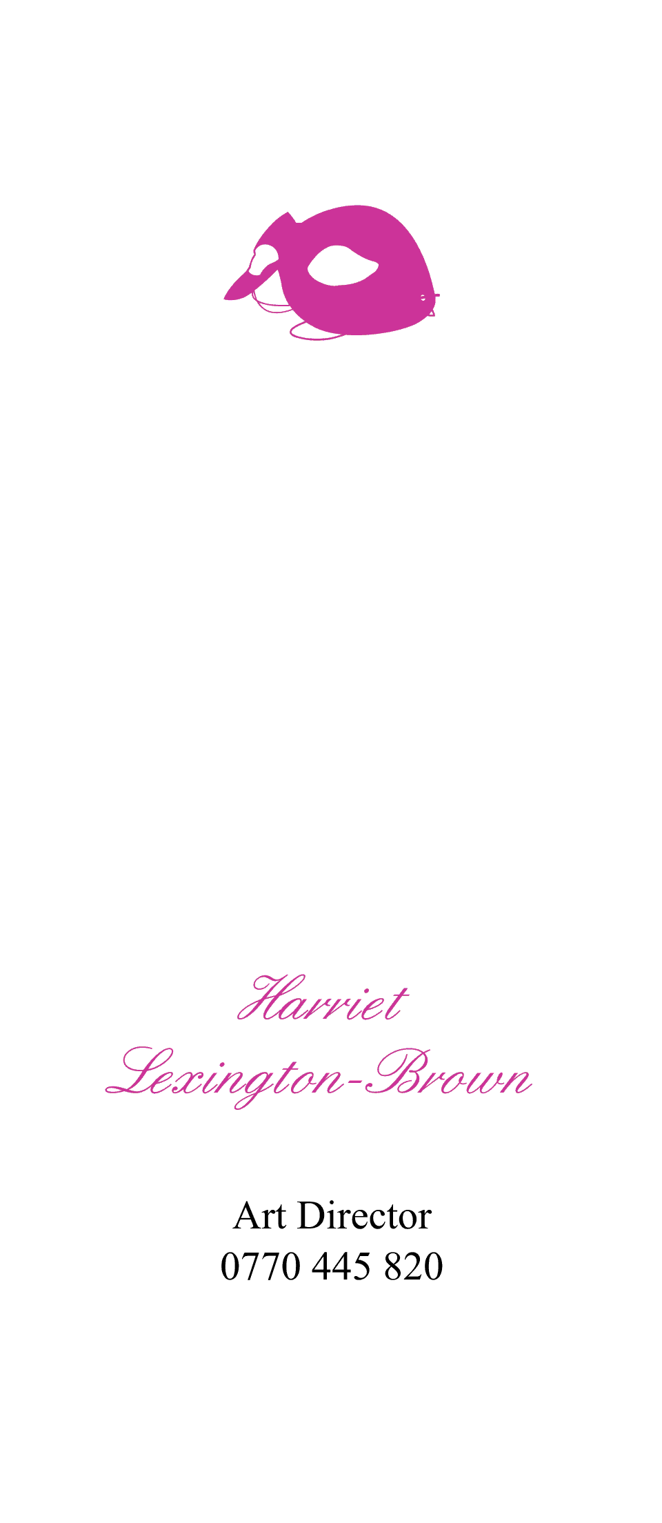 Lexington Trafalgar | Design, proof and buy online | Personalised Stationery