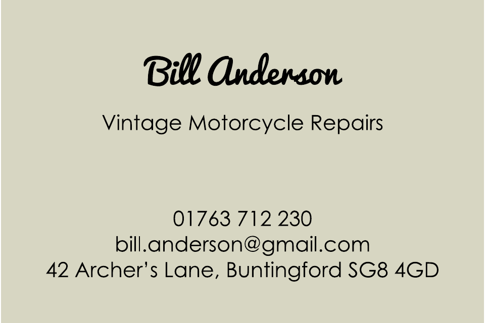 Anderson Business Cards Ultra-Twin Foiled | Design, proof and buy online | Personalised Stationery