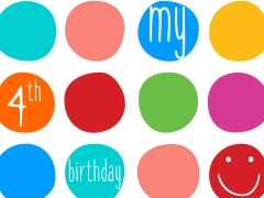 Design and proof your personalised Birthday Party Kids Birthdays