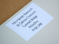 Design and proof your personalised Social Stationery Labels