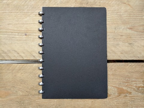 Design and proof your personalised Notebooks A4 Disc Bound Notebooks
